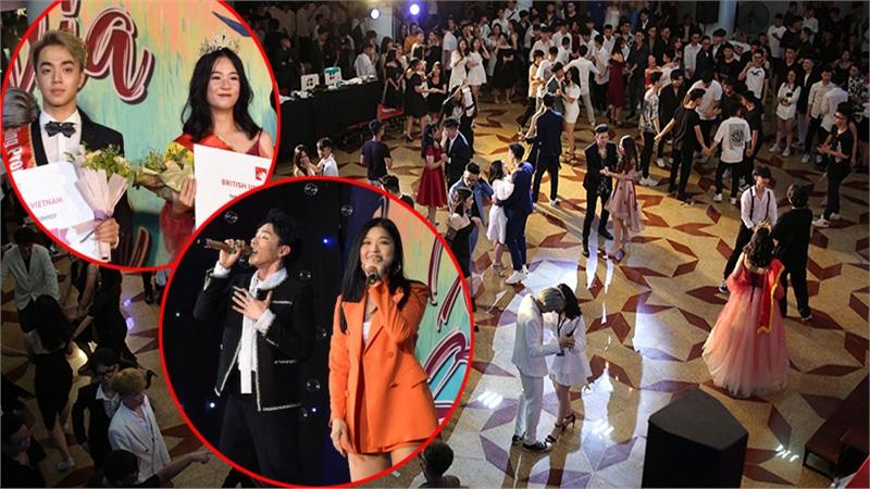 Chất chơi như Prom THPT FPT: Mời cả Erik - Suni Hạ Linh, tổ chức thi Bước nhảy hoàn vũ để tìm ra King - Queen