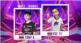 Tài không đợi tuổi, bộ đôi game thủ nhí Thái Lan xuất sắc giành top 1 trong trận showmatch SEA Allstars Battle khiến cộng đồng phấn khích truy tìm