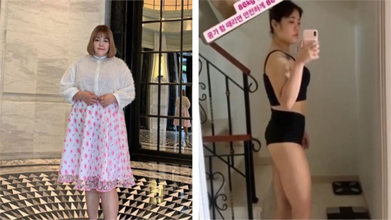 Thánh ăn Yang Soo Bin sau thời gian miệt mài giảm cân đã tự tin diện cả bikini, nhìn con số trên chiếc cân mà ai cũng nghẹn ngào