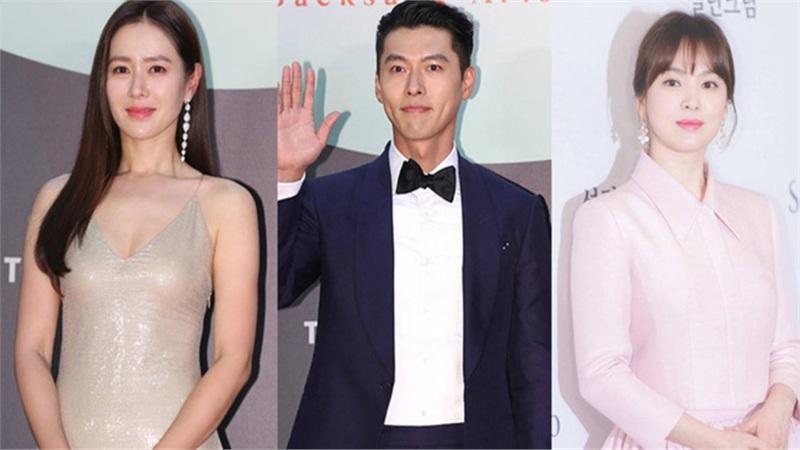 Hyun Bin bị đào lại phát ngôn 'hớ', nâng Son Ye Jin, 'dìm' Song Hye Kyo khiến fan mất lòng