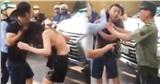 Trích xuất cameravụ chồng chở bồ nhí trên xe Lexus rồibị vợ lao đến đánh ghen ngay giữa đường