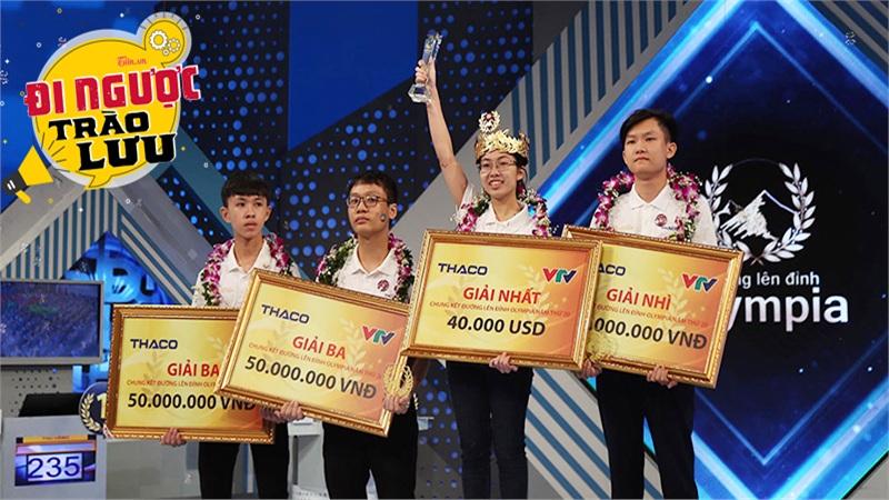 Đường lên đỉnh Olympia: Sao người Việt vẫn tự hào đến thế khi xin được học bổng nước ngoài?