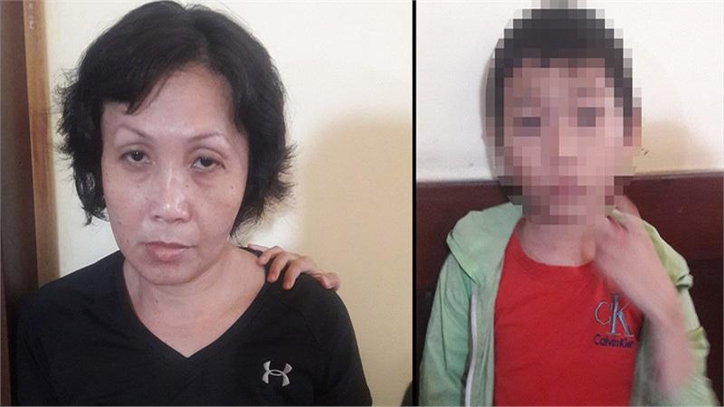 Vụ người phụ nữ xúi bé trai trộm túi tiền ở TP.HCM: Nghi phạm bị bắt khi đang cùng chồng dùng ma túy