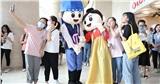 Sự kiện trải nghiệm văn hóa Hàn Quốc 'hot hit' kéo dài 2 tháng vừa chính thức khai mạc ở Hà Nội