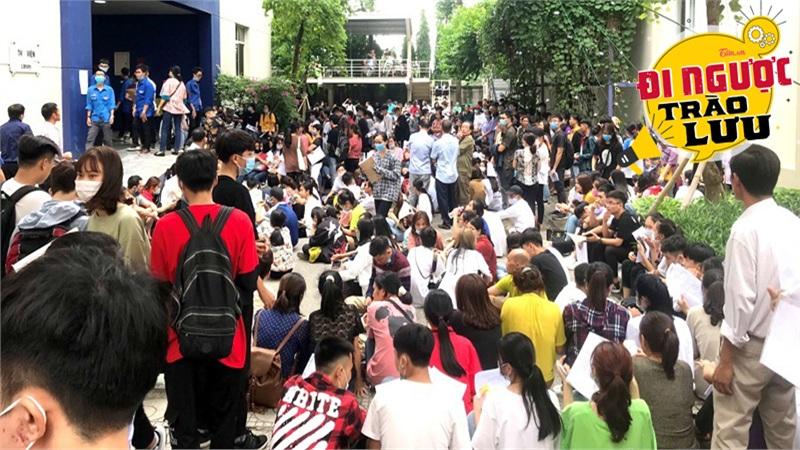 Vụ 'lật kèo' tuyển sinh ở ĐH Thăng Long: Ma lực ghê gớm của cái mác đại học