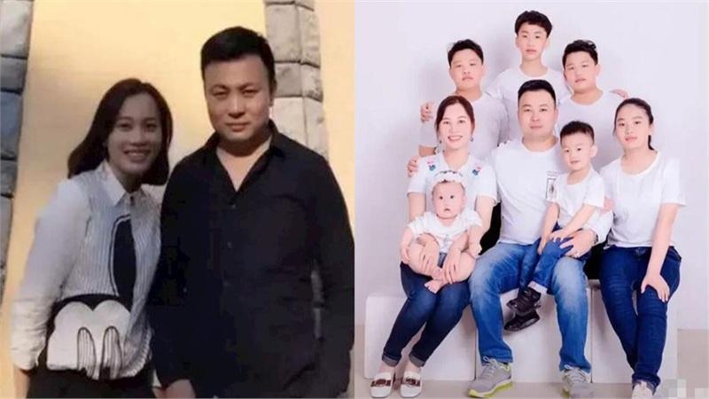 Lấy chồng IQ 140, mẹ bỉm sữa 8x tiết lộ lý do sinh 7 đứa con trong 13 năm: 'Chỉ vì không muốn lãng phí gen tốt của chồng'