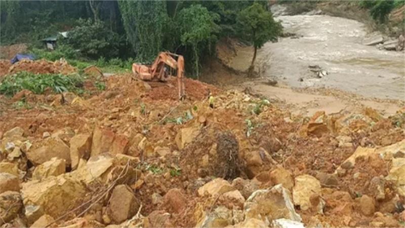 16 công nhân thủy điện Rào Trăng 3 có thể bị mất tích dưới lòng hồ?