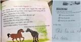 Sách Tiếng Việt lớp 1 bộ sách Cánh Diều bị điều chỉnh: Làm gì để không tái diễn 'sạn' ở sách lớp 2 và lớp 6?