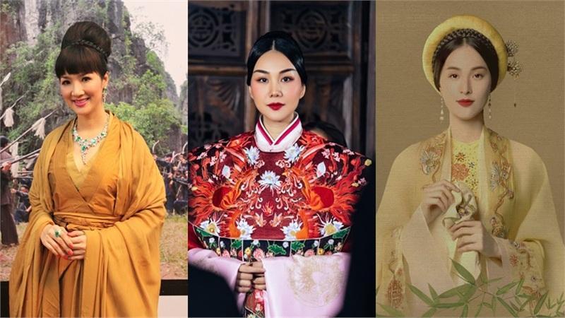 5 vị hoàng hậu xinh đẹp, quyền uy của màn ảnh Việt: Chưa lên sóng nhưng Thanh Hằng đã cân hết cả đội!