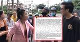 Sau lùm xùm tố chồng ngoại tình với hot TikToker, vợ quản lý Hoài Lâm lại đăng đàn 'dằn mặt' chị đồng nghiệp