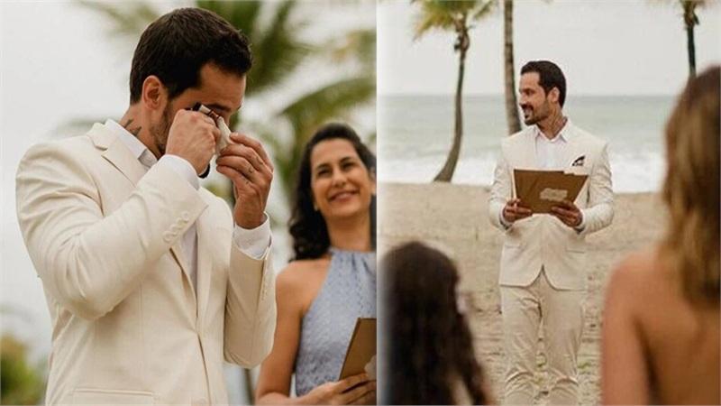 Người đàn ông cưới chính mình sau khi bị huỷ hôn