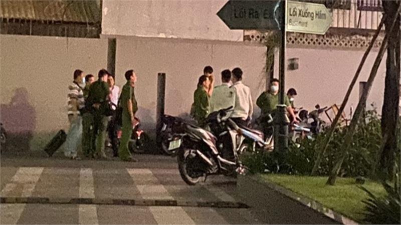 Người đàn ông ngoại quốc tử vong nghi rơi từ tầng cao chung cư ở Sài Gòn