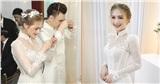 Tiết lộ giật mình về trang phục của cô dâu 18 tuổi vợ streamer Xemesis 'giàu nhất Việt Nam': Diện tổng cộng 8 bộ đồ, áo cưới bí mật trong tiệc tối nay có giá tận 1,2 triệu đô!