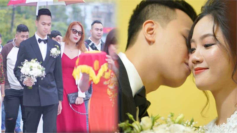 Hôm nay ngày quá đẹp, không chỉ Công Phượng mà Chim Sẻ Đi Nắng cũng tổ chức đám cưới đây này!