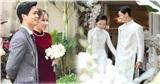 Chồng là cầu thủ quốc gia, vợ là 'thiên kim tiểu thư' siêu giàu, nhưng đám cưới tại gia của Công Phượng sáng nay lại đơn giản đến khó tưởng cùng tiêu chí 'sang chứ không khoe'!