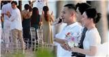 Đám cưới Công Phượng - Viên Minh 'sang xịn' thế nào, chỉ cần nhìn trăm chiếc ghế trong suốt cho khách ngồi là thấy rõ