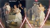 Clip: Công Phượng 'bơ' cô dâu Viên Minh trong tiệc cưới tối nay để ôm ấp 'hotgirl' khác!