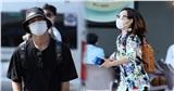 Cô dâu Viên Minh diện đồ cá tính khi cùng Công Phượng tới Phú Quốc
