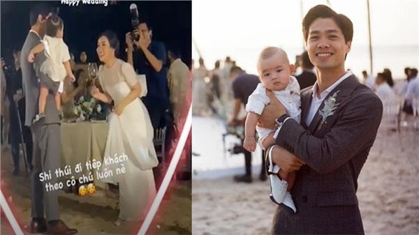 Hé lộ thêm nhiều khoảnh khắc trong 'siêu đám cưới' chứng minh Công Phượng đang thèm baby lắm rồi!