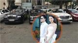 Chiêm ngưỡng dàn siêu xe hơn 68 tỷ xuất hiện trong lễ ăn hỏi của thiếu gia Phan Thành và Primmy Trương