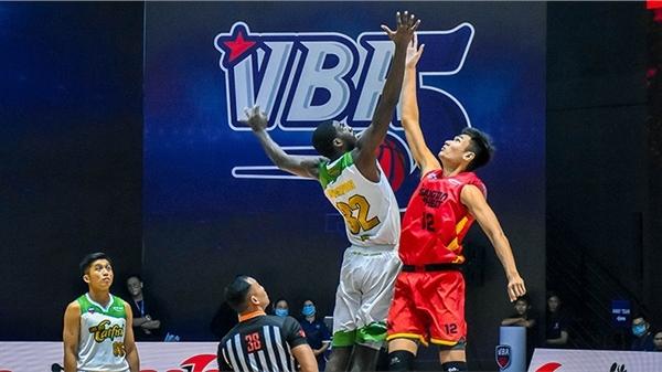 Saigon Heat: Đẳng cấp của nhà vô địch