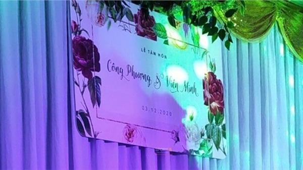 Không gian tân hôn ấm cúng, đơn giản tại nhà Công Phượng tại Nghệ An