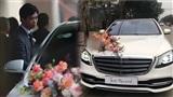 Xe đón dâu Mercedes Maybach của Công Phượng là mẫu siêu sang, hàng hiếm, giá chục tỷ đồng