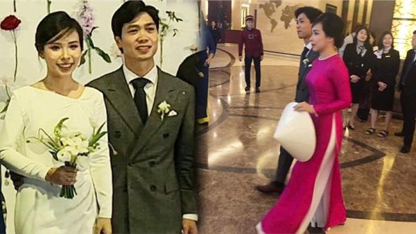 Chiêm ngưỡng nhan sắc của cô dâu Viên Minh sáng nay trong 2 thiết kế giản dị mà cực sang trọng