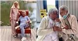 Về già du lịch đã khó, nhưng hai cụ bà là đôi bạn thân lại rủ nhau đi khắp Đà Lạt, 'hồi xuân' với đủ kiểu chụp ảnh bắt trend còn xịn hơn cả giới trẻ