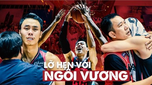 Hành trình của Á quân Thang Long Warriors mùa giải VBA 2020: Thất bại để nhìn lại chính mình