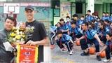 VBA cùng Thang Long Warriors và Saigon Heat lan tỏa 'Cột rổ ước mơ' từ hai miền Tổ quốc