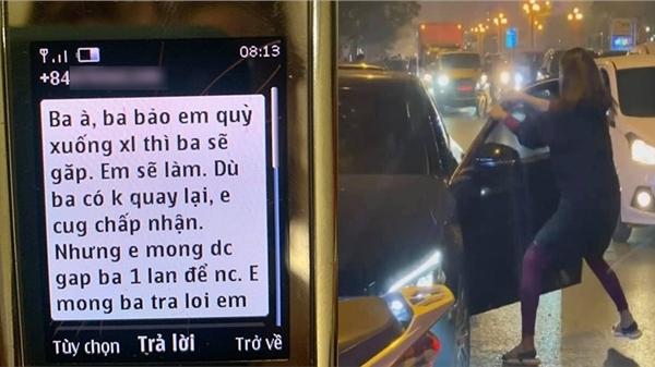 Đánh ghen trên phố Lê Văn Lương: Người vợ tiết lộ 'Tuesday' bị ảo tưởng, liên tục đeo bám chồng