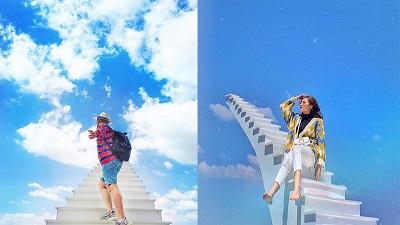 Tin buồn cho các tín đồ 'sống ảo': Nấc thang lên thiên đường ở Đà Lạt bị yêu cầu tháo dỡ