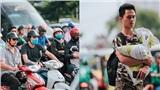 Hàng ngàn người dân tay xách nách mang, hối hả trở lại Hà Nội sau kỳ nghỉ lễ 2/9
