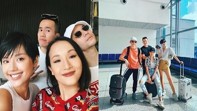 'Chất chơi' như Giang Ơi, Khánh Linh và Vũ Dino: Hội bạn thân nhà người ta đây rồi!