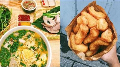Top món ăn được lòng giới trẻ ngày gió mùa: Có món giá chỉ từ 1.000 đồng