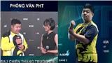 Tân binh PHT: Chơi game siêu đỉnh, tự tin trước đối thủ nhưng lại ngại ngùng khi được MC Minh Nghi phỏng vấn
