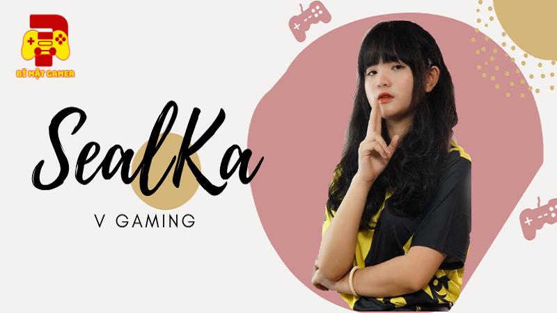 SealKa (V Gaming): 'Game giúp mình trở thành người siêng năng và có trách nhiệm hơn'