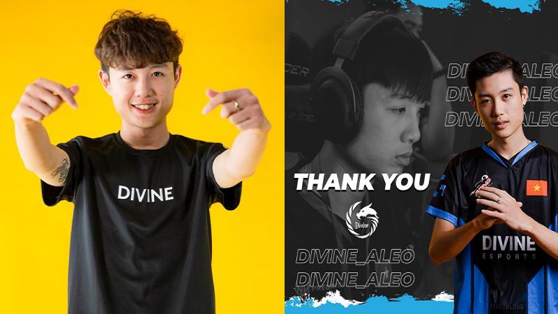 Aleo đăng tin chia tay Divine Esports vào đúng Cá tháng Tư, fan tưởng đùa nhưng hoá ra thật 100%