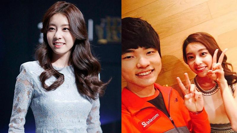 Hôn thê của So Ji Sub từng dẫn các giải đấu LMHT, là 'người tình trong mộng' của game thủ nổi tiếng nhất Hàn Quốc