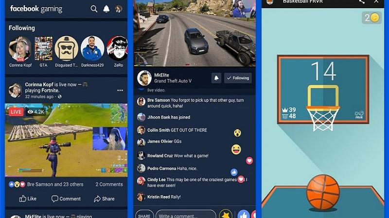 Facebook ra mắt ứng dụng Gaming, phục vụ nhu cầu chơi game của dân tình trong thời gian cách ly