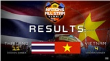 PUBG Nations Allstar Summit Day 3: Thailand Nova lên ngôi xứng đáng
