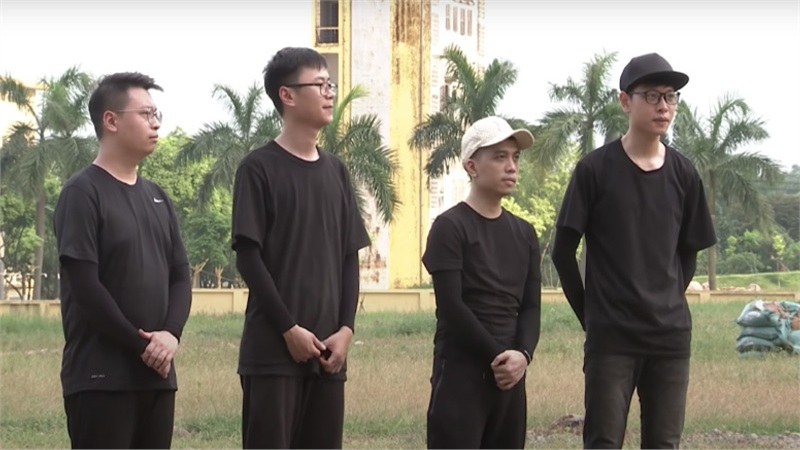 'Xạ thủ đua tài' tập 7: DJ Chip phong độ lên cao, Kiên Pino loay hoay tìm cách lắp đạn