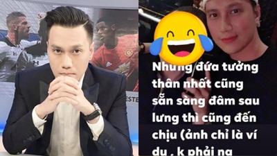 Hậu ồn ào ly hôn, Việt Anh lại than thở chuyện bị bạn 'đâm sau lưng'