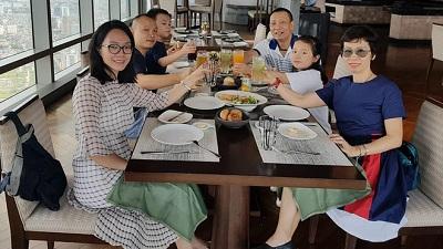 Cuộc sống đáng mơ ước của nhà báo Lại Văn Sâm sau khi nghỉ hưu