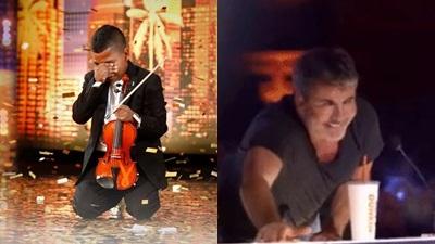 Màn diễn ấn tượng của cậu bé 11 tuổi bị ung thư bạch cầu được vị giám khảo khó tính nhất America's Got Talent tặng nút vàng