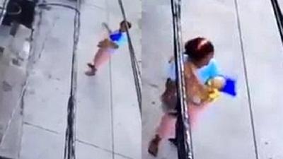 Clip tố cáo bà mẹ trẻ vứt con giữa đường, truy tìm tung tích người phụ nữ nhẫn tâm