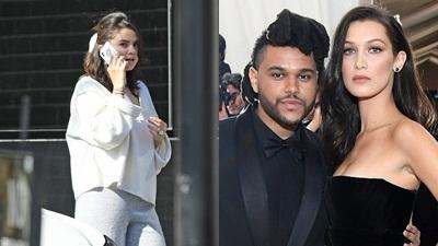 The Weeknd - Bella Hadid vừa chia tay, Selena Gomez liền có động thái 'mờ ám'