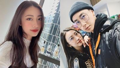 Bạn gái Rocker Nguyễn lần đầu chia sẻ lý do không ngại yêu người 'tình trường dày đặc'