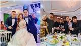 Dàn sao Việt thanh xuân một thời của giới 9x hội ngộ trong hôn lễ rapper LiL Knight